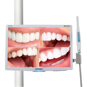 China DENTAL ITEM Intraoral Camera with 18.5inch Multimedia LED Monitor on sale