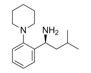 China (1S)-3-methyl-1-[2-(piperidin-1-yl)phenyl]butan-1-amine on sale