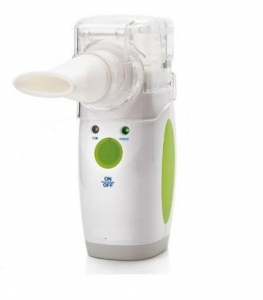 China Handheld Travle Mesh Nebulizer with battery on sale