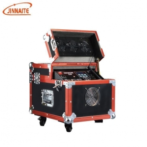 China 660W Watt Haze Machine Stage Disco Fog Machine on sale