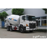 HM16-D Concrete Mixer Truck