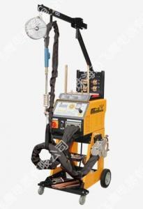 China Spot Welding GY9900 Resistance Spot Welding Machine with X-type Gun on sale