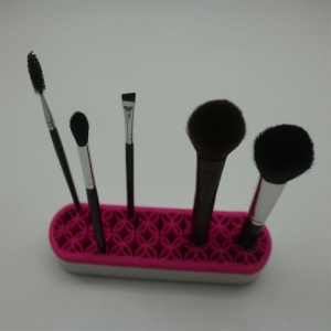 China Best Selling Products Silicone Makeup Brush Holder For Wholesale on sale