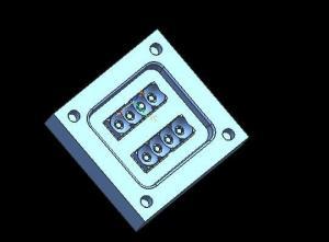 China Lightbars Mold development on sale