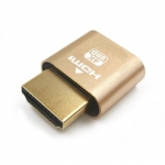 ED-AC-AD-HDMI-1 Display emulator for remote desktop access
