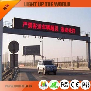 China P6 Dip Traffic Led Signs Wholesale on sale