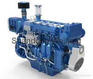 China 300~620Hp Marine engine on sale