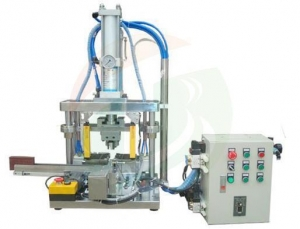 China Electric Cylinder Cell Sealing Sealer Machine on sale