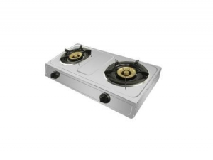 China two burners table type gas stove on sale