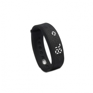 China Bluetooth Heart Rate Monitor H5S Smart Watch Wristband on sale