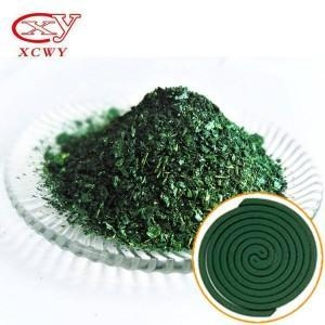 China Application/Industries Product  Green Color Mosquito Coil Dye on sale