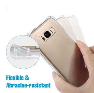China Cell phone accessory factory 360 Degree explosion proof S8 phone case on sale