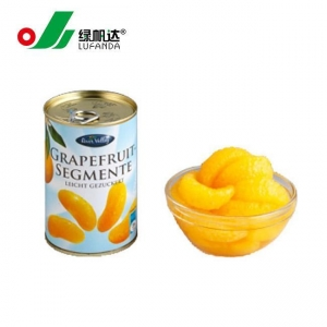 China Canned Grapefruit Segment in Syrup on sale