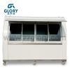 China Mobile Concession Food Kiosk Candy Vending Food Cart Kiosk In Philippines on sale