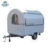China Mobile Fast Food Caravan Food Van Concession Trailer on sale