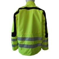 Jacket CP-JKT-305Flu.Yellow Jacket Product number: CP-JKT-305Flu.Ye