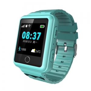 China High Quality RF-V38 GSM Sim Card Real Time Tracking SOS Smart GPS Tracker Watch on sale