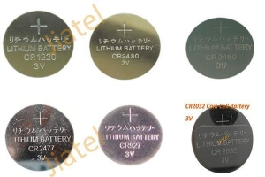 China Connector Lithium Button Battery Series on sale
