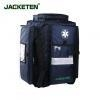 China JACKETEN First responder kit AED First Aid bag CPR Child student emergency medical services backpack on sale