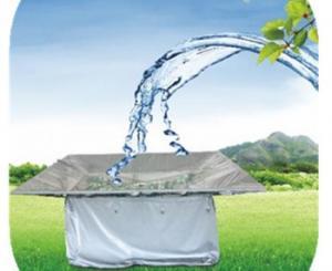 China PVC Soft rain water cellar on sale