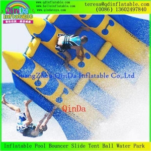 China HOT!!Top Quality Inflatable Fly Fish For Kids And Adults For Outdoor Water Games on sale