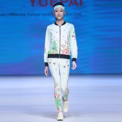 China tracksuit custom sublimation blank sports bra set on sale