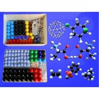 Molecular Models of Organic and Inorganic Chemistry