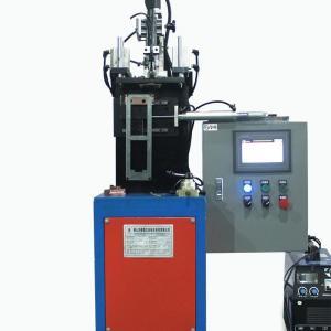 China CNC argon arc welding automatic wire straight seam welding machine on sale