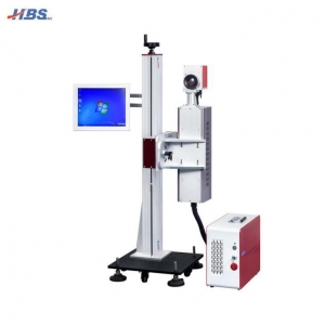 China CO2 Laser Engraving System Meet The Production Line on sale