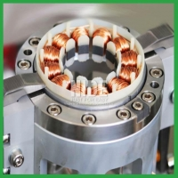 China Automobiles stepping motor stator coil winding machine on sale