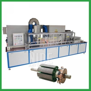 China Electrostatic rotor powder coating machine on sale