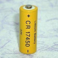 China Lithium Batteries CR17450 on sale
