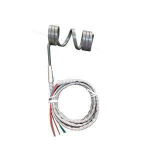 China Hot Runner Coil Heaters|Hot Runner Nozzle Heaters section size 2.2*4.2,3*3 on sale