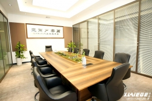 China Conference Tables Wood Veneered MDF Conference Table on sale