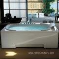 China Five Star Hotel Favorite Whirlpool Acrylic Massage Bathtub on sale