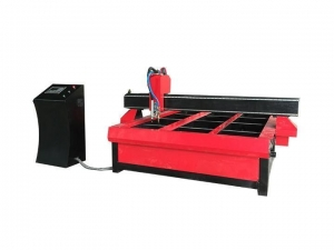 China CNC Plasma Table with Flame Cutting Torch for sale with best price on sale