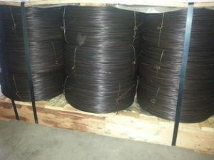 China 500kg / Coil Black Annealed Iron Wire and Baling wire with soft quality 350-500N/MM2 on sale