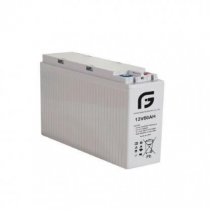 China 12V 80AH Front Terminal Storage Battery for Mobile Base Station on sale