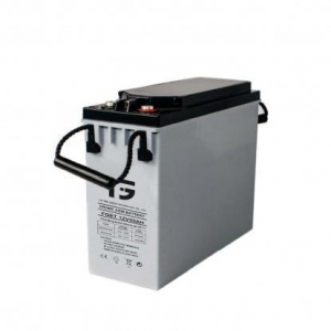 China 12V 55ah Front Access Terminal SLA Sealed Storage Battery on sale