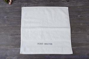 China Direct Factory Wholesale 100 cotton hotel towel custom logo on sale