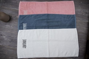 China Wholesale towel for gift,cotton custom embroidery towel supplier on sale