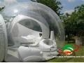 China Big Inflatable Bubble Room on sale