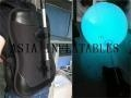 China Waterproof Reusable Attractive Backpack Balloon with Total Digital Printing for Promotion on sale