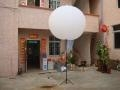 China Remote Control LED Light Inflatable Stand Balloon Decoration on sale