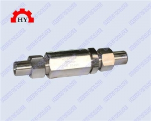 China weld type check valve on sale