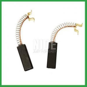China Electric motor components carbon brush on sale