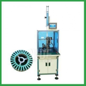 China Electric car Wheel hub motor insulation paper inserting machine on sale