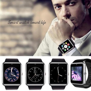 China GT08 Bluetooth Smart Wrist Watch GSM Phone For Android Samsung Apple iOS iPhone on sale