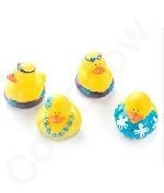 China Rubber Luau Duckies Toy - 12ct on sale