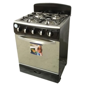 China Free Standing Gas Oven with Four Burners Sets on sale